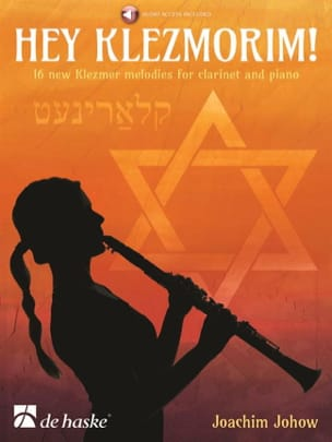 Hey Klezmorim! - Clarinette et Piano Joachim Johow laflutedepan