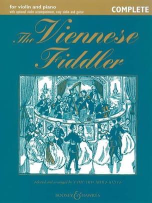 The Viennese Fiddler - Complete Jones Edward Huws laflutedepan