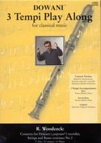 Concerto n° 3 en ut majeur pour fl. à bec sop. laflutedepan