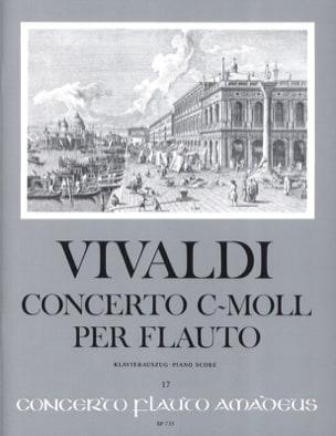 Concerto c-moll per flauto - Altblockflöte Klavier laflutedepan