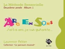 Arc en Sons - 2e année Album 1 Laurence Peltier Partition laflutedepan