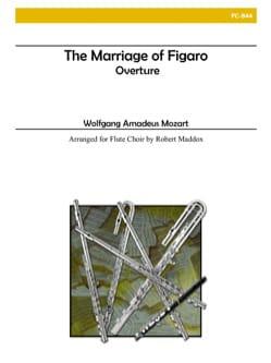 Les Noces de Figaro, Ouverture - Ensemble de Flûtes - laflutedepan.com