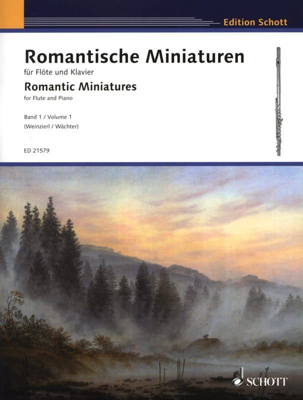 Romantische Miniaturen, Volume 1 - Partition - laflutedepan.com
