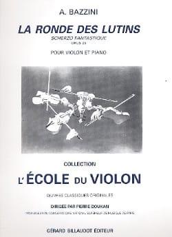 La Ronde des Lutins Op. 25 - Violon Antonio Bazzini laflutedepan