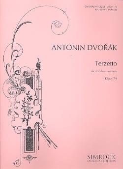 Terzetto op. 74 -2 Violinen Viola - Stimmen - laflutedepan.com
