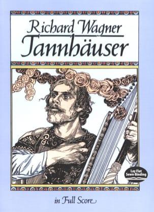 Tannhauser - Full Score WAGNER Partition Grand format - laflutedepan