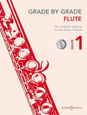 Grade by Grade Flute - Volume 1 Partition laflutedepan