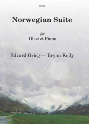 Norwegian Suite GRIEG Partition Hautbois - laflutedepan