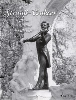 Strauss-Walzer Johann (Fils) Strauss Partition Violon - laflutedepan