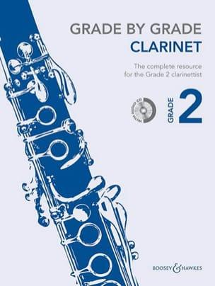 Grade by Grade Clarinet - Volume 2 - Partition - laflutedepan.com