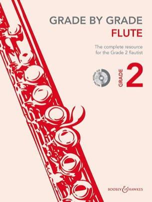 Grade by Grade Flute - Volume 2 Partition laflutedepan