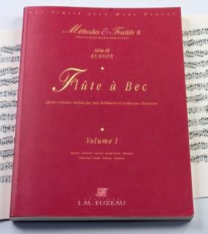 Méthodes et Traités Volume 1 - Série 3 - Flûte A Bec laflutedepan