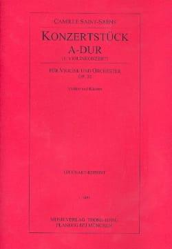 Konzertstück A-Dur op. 20 - Violinkonzert - laflutedepan.com