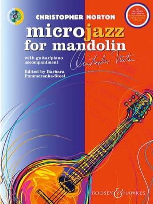 Microjazz for Mandolin Christopher Norton Partition laflutedepan
