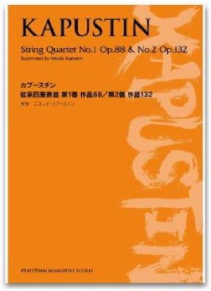 String Quartets N°1 Opus 88 & N°2 Opus 132 - laflutedepan.com