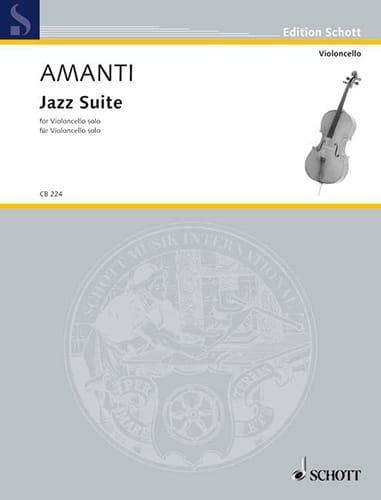Jazz Suite - Lucio Franco Amanti - Partition - laflutedepan.com