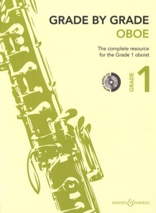 Grade by Grade Oboe - Volume 1 Partition Hautbois - laflutedepan