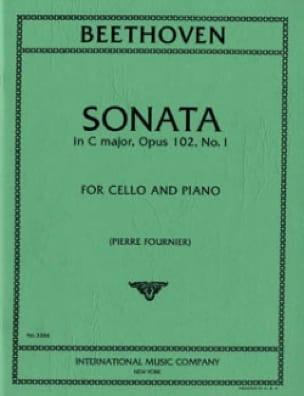 Sonata in C Major op. 102 n° 1 - BEETHOVEN - laflutedepan.com