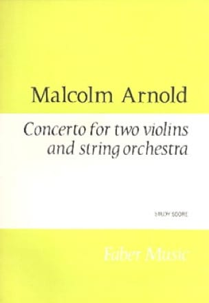 Concerto for Two Violins and String Orchestra op. 77 - laflutedepan.com