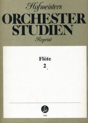 Orchesterstudien - Flöte - Bd. 2 - Partition - di-arezzo.co.uk