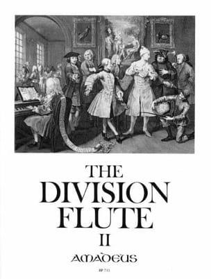 The Division Flute Volume 2 Partition Flûte à bec - laflutedepan