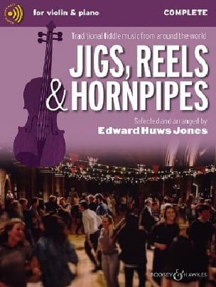 Jigs, Reels and Hornpipes Traditionnels Partition laflutedepan