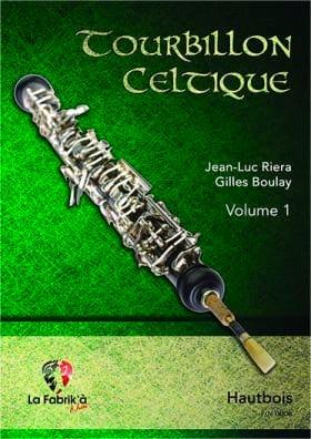 Tourbillon Celtique volume 1 - Hautbois - laflutedepan.com