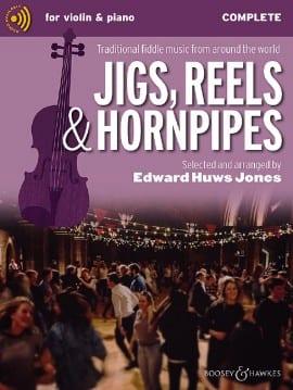 Jigs, Reels and Hornpipes - Traditionnels - laflutedepan.com