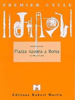 Piazza Navona a Roma Raymond Guiot Partition laflutedepan