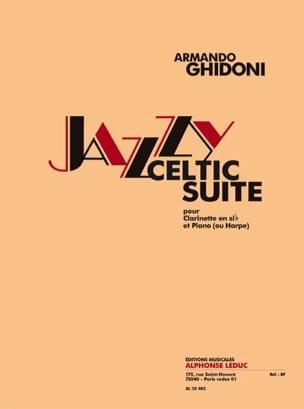 Jazzy Celtic Suite Armando Ghidoni Partition Clarinette - laflutedepan