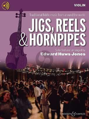 Jigs, Reels & Hornpipes Traditionnels Partition Violon - laflutedepan