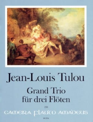 Grand Trio, op. 24 - 3 Flûtes - Jean-Louis Tulou - laflutedepan.com