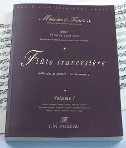Méthodes et Traités 10 - Volume 1 - Flûte traversière laflutedepan