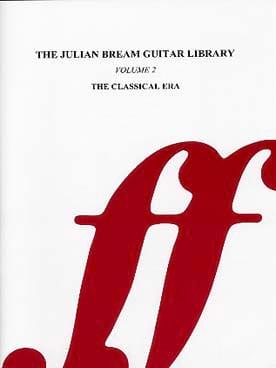 Julian Bream - The Julian Bream Guitar Library - Volume 2 - Partition - di-arezzo.fr