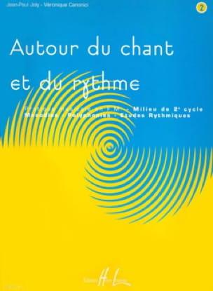 Autour du Chant et du Rythme - Volume 2 - laflutedepan.com