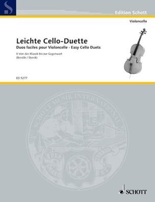 Duos Faciles Pour Violoncelles Volume 2 laflutedepan