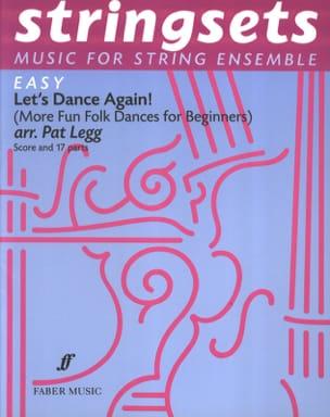 Let's Dance Again Stringset Legg Partition ENSEMBLES - laflutedepan