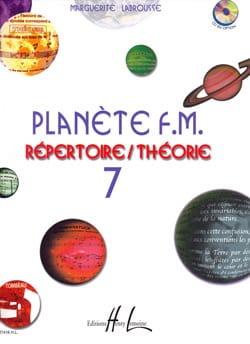 Planète FM 7 - Répertoire + Théorie Marguerite Labrousse laflutedepan