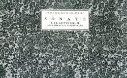 Sonate a flauto solo, con cembalo o violoncello - laflutedepan.com