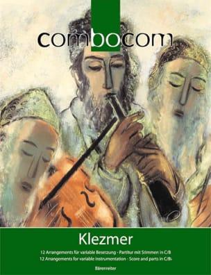 Combocom - Klezmer Henner Diederich Partition ENSEMBLES - laflutedepan