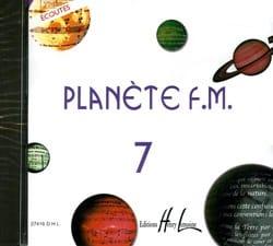 CD - Planète FM Volume 7 - Ecoutes Marguerite Labrousse laflutedepan