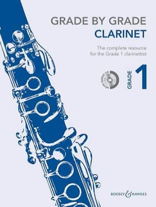Grade by Grade Clarinet - Volume 1 Partition laflutedepan