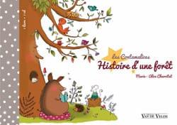 Histoire d'une forêt - Marie-Alice Charritat - laflutedepan.com