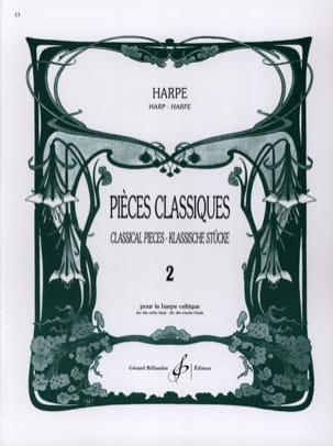 Pièces classiques Volume 2 Partition Harpe - laflutedepan