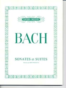 BACH - 6 Sonatas and Suites - Partition - di-arezzo.co.uk