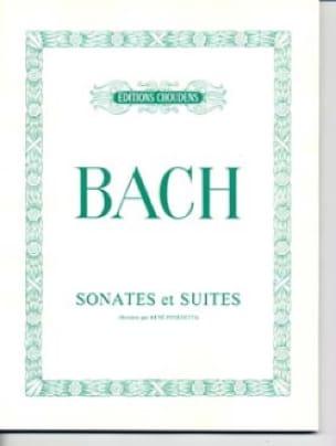 6 Sonates et Suites - BACH - Partition - Violon - laflutedepan.com