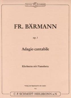 Adagio cantabile op. 1 - Klarinette Klavier - laflutedepan.com