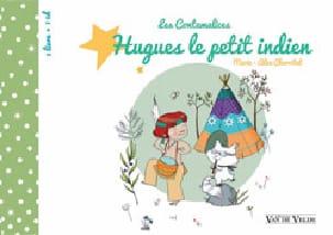 Hugues le Petit Indien Marie-Alice Charritat Partition laflutedepan