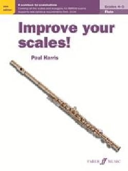 Improve your scales! - Flute - Paul Harris - laflutedepan.com