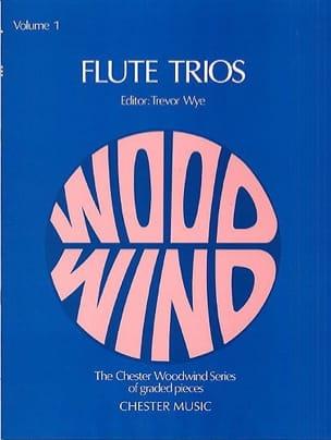 Flute Trios - Volume 1 Partition Flûte traversière - laflutedepan
